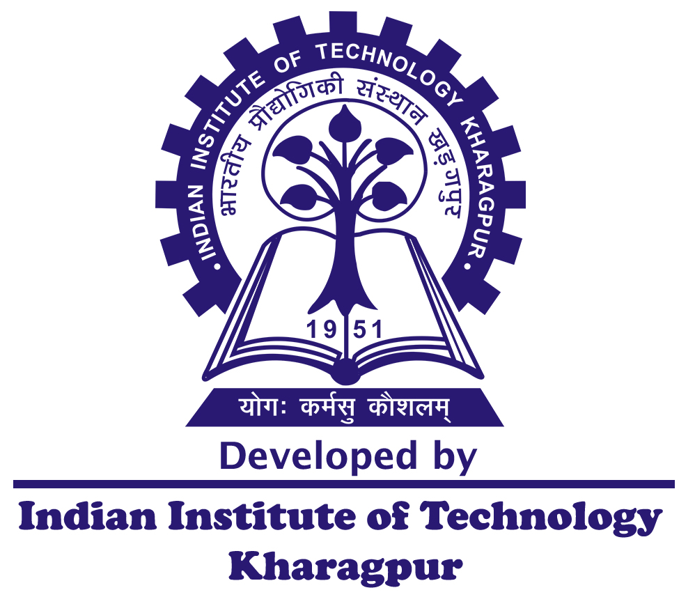 Indian institute of technology kharagpur -  Iit Kharagpur Logo Vector Rs Home